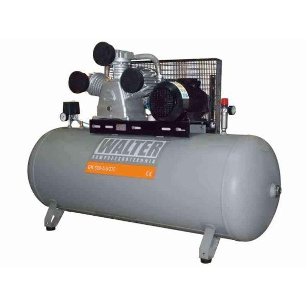 Sprężarka tłokowa GK 880l/m 5,5kW 270L