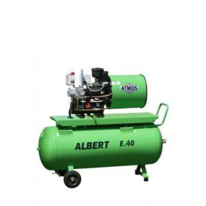 Sprężarka śrubowa Atmos Chrast Albert E.40