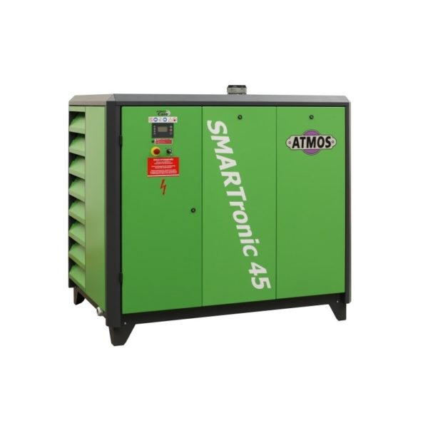 Sprężarka śrubowa Atmos Chrast SMARTronic ST 45 Vario+
