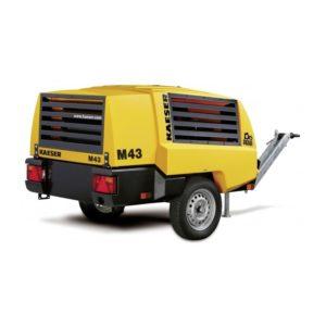 Kompresor spalinowy KAESER M43 4,2 m3