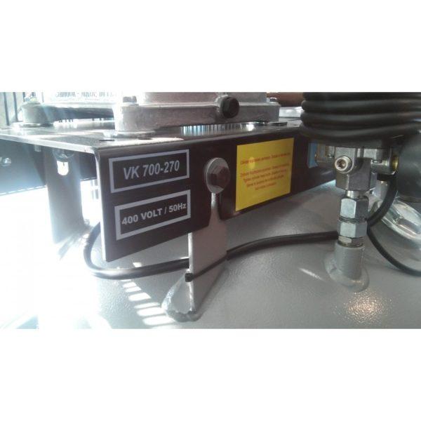 Sprężarka Tłokowa Kompresor Airpress VK 700-270 PRO 400V 270L