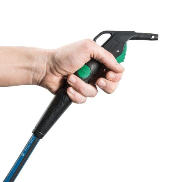 Pistolet do przedmuchu PressMann z turbodyszą