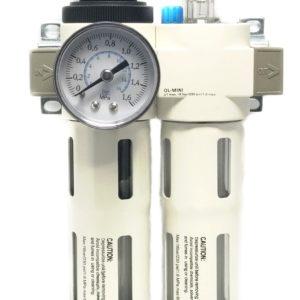 """Blok przygotowania powietrza PNEUMUS 1/8"""" PNE-OC-01-MINI"""