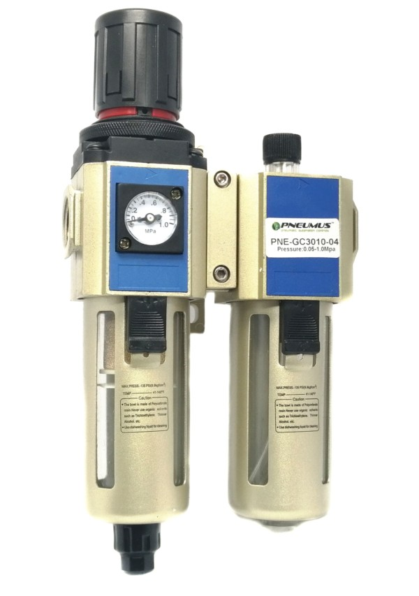 """Blok przygotowania powietrza 1/4"""" PNE-GC3010-02"""