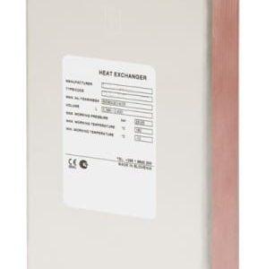 Wymiennik ciepła WH 37-45 kW