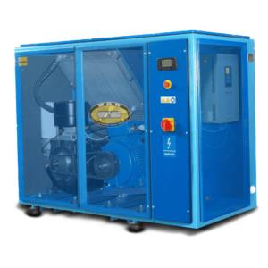 Sprężarka śrubowa WAN-NK 160 30 kW 8 bar