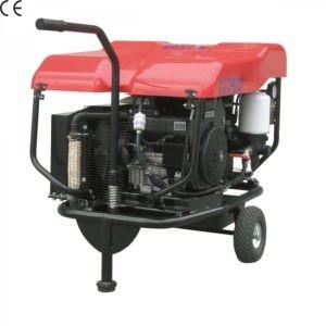Sprężarka śrubowa Rotair VRK200 15 BAR