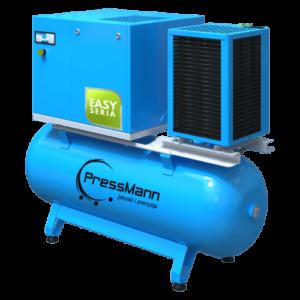 Kompresor śrubowy Pressmann EASY-3G 10/10/270 VT