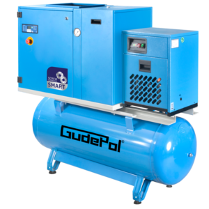 Kompresor śrubowy GD SMART-R 15/08-500/11-VT 2020