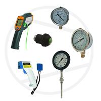 Manometry i wskaźniki ciśnienia